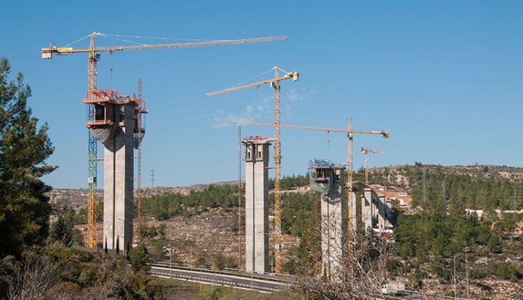 Bridge in Israel