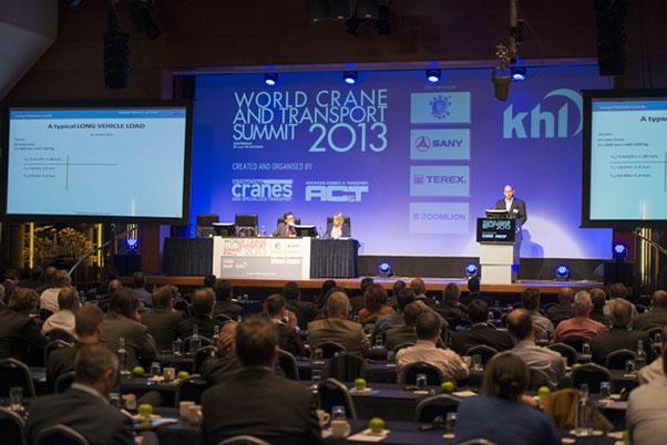 KHL World Crane and Transport Summit