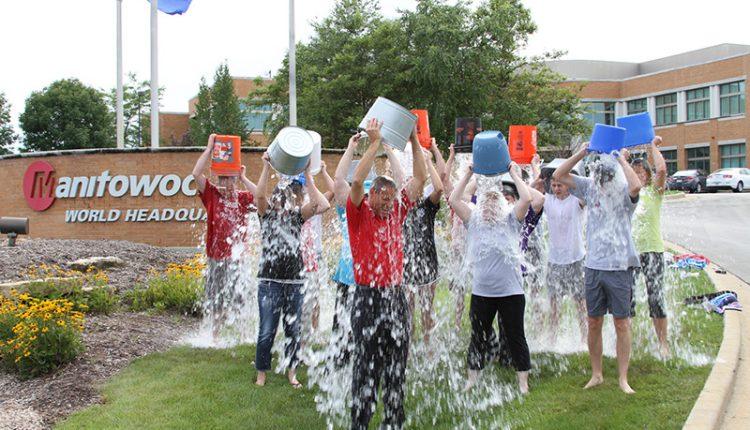 Manitowoc Ice Bucket Challenge