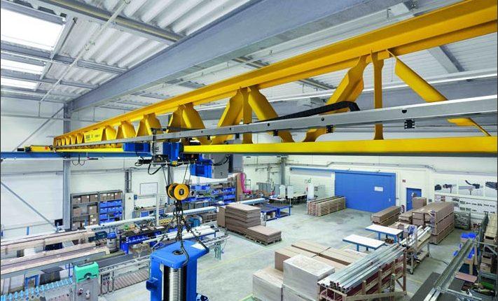 Terex launches new generation Demag crane