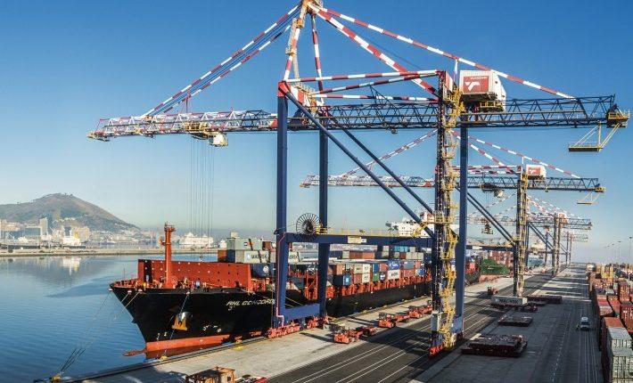 Liebherr Maritime Cranes